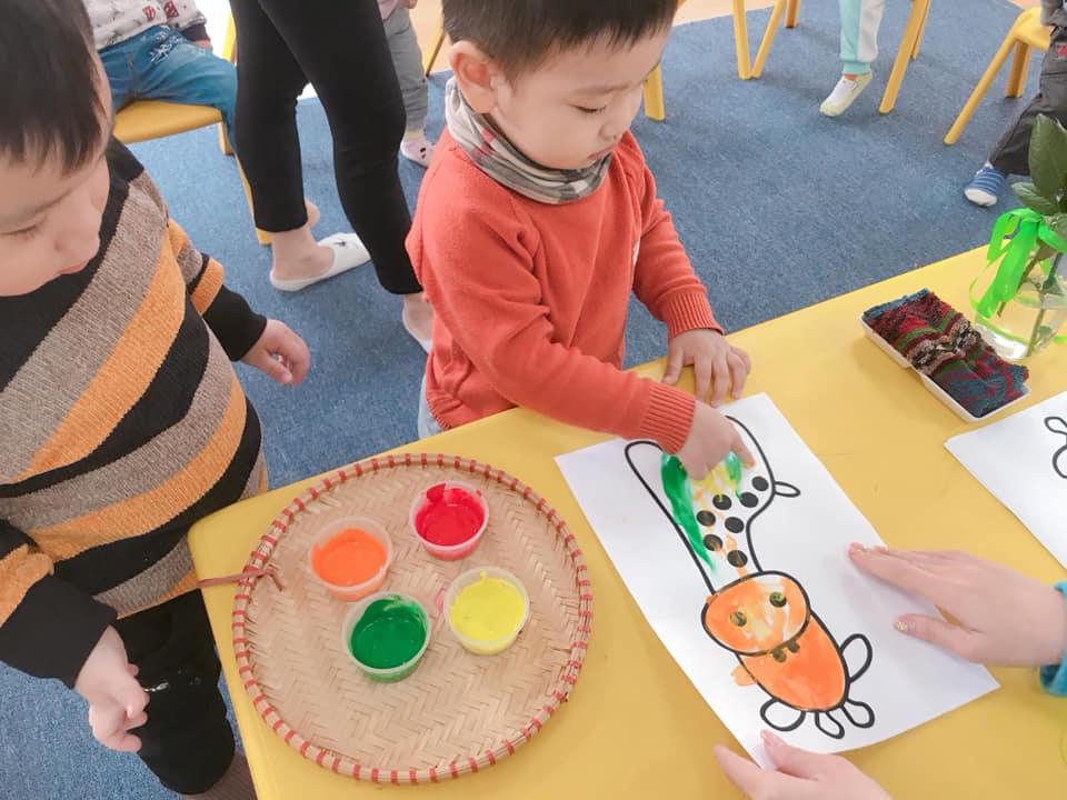 day ve tranh 7 - Trở thành họa sĩ với những bí quyết dạy vẽ tranh đơn giản