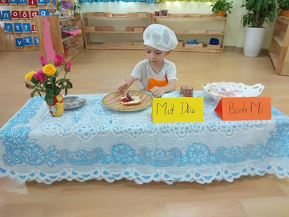 tre bieng an 1 - Xử lý vấn đề trẻ biếng ăn