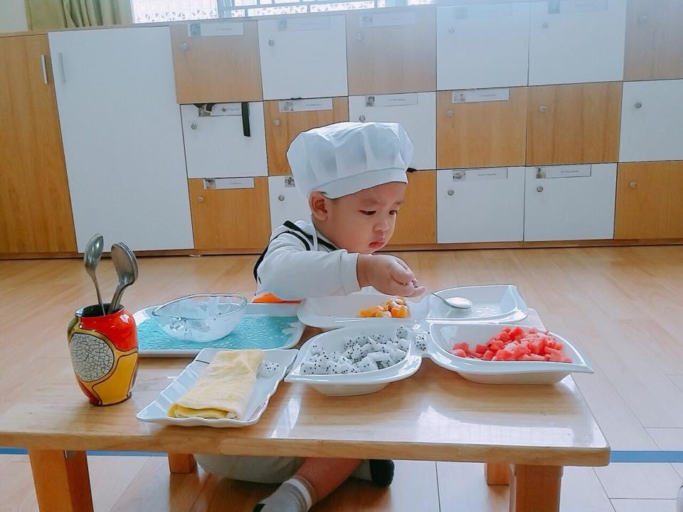tre bieng an 5 - Xử lý vấn đề trẻ biếng ăn