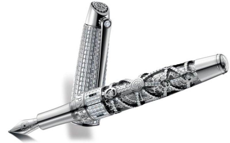 but may cao cap 2 - Những chiếc bút máy cao cấp đắt nhất hành tinh