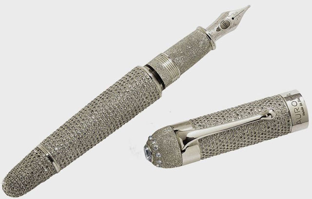 but may cao cap 3 - Những chiếc bút máy cao cấp đắt nhất hành tinh