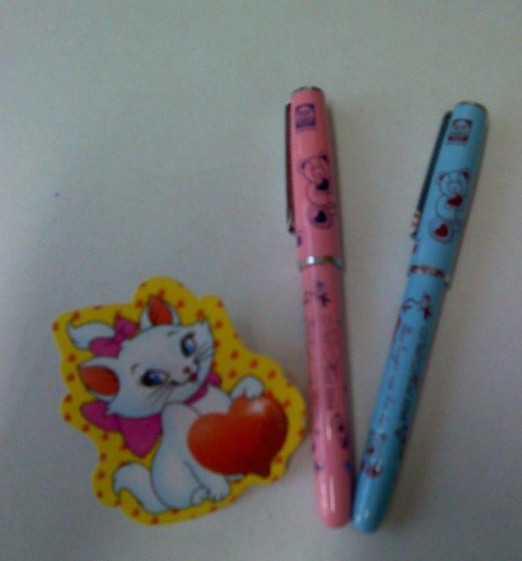 bút máy Hồng Hà