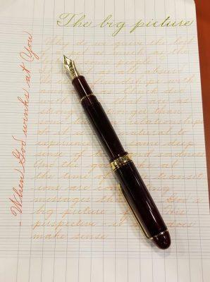 bút máy ngòi Flex