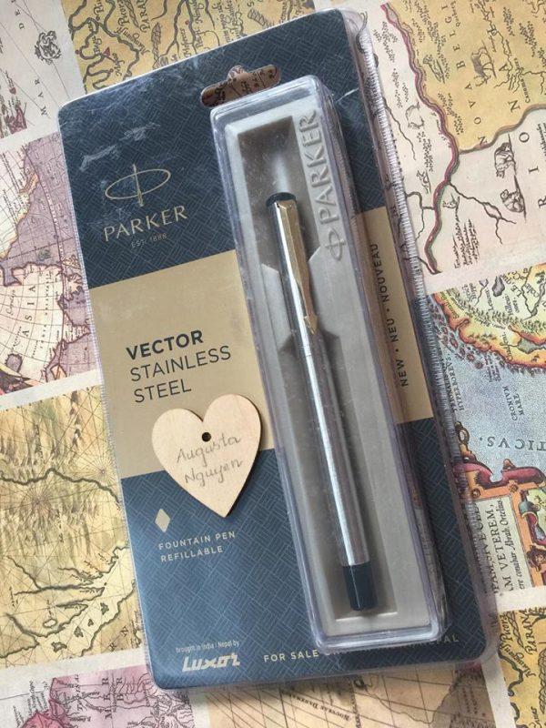 bút máy Parker