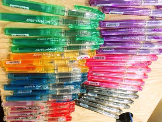 bút máy Nhật Bản preppy