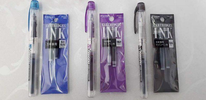 bút mực preppy