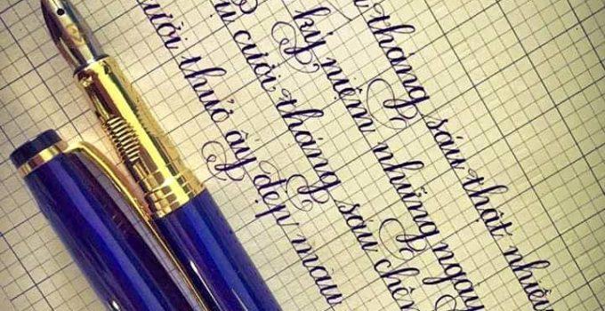 các loại bút máy