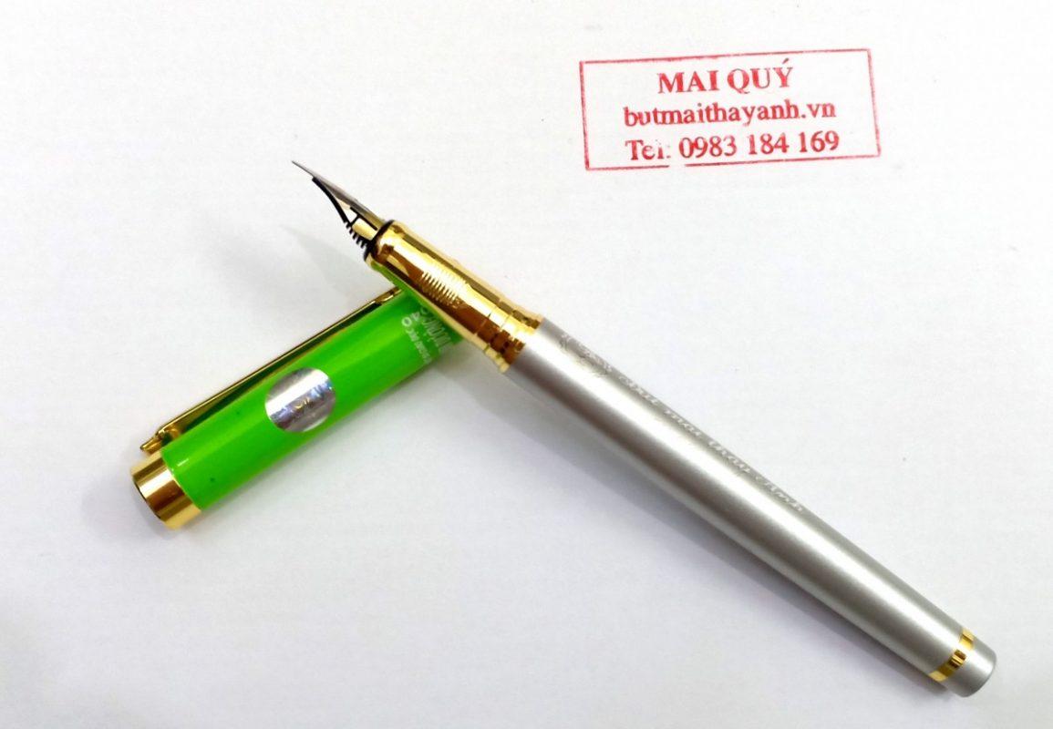 cấu tạo bút máy
