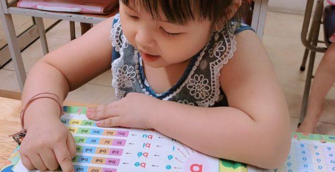 Cách đọc chữ ghép lớp 1 đúng chuẩn