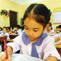 Dạy trẻ mẫu giáo viết chữ