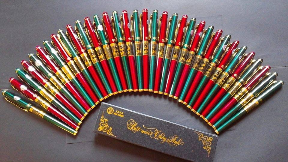 bút mực