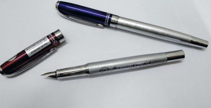 Cách vệ sinh bút máy