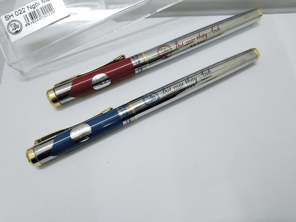 Cách sử dụng bút máy