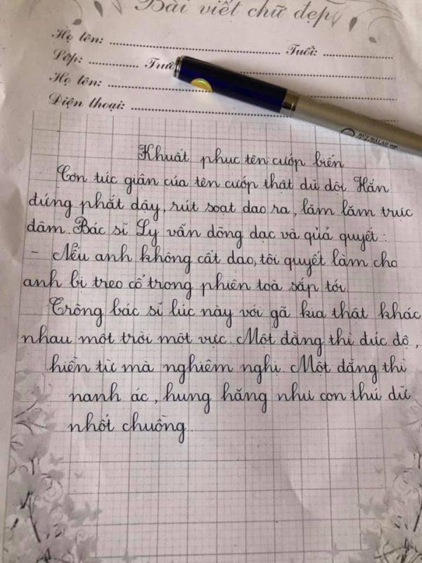 Cách chọn bút viết chữ đẹp đơn giản không thể bỏ qua