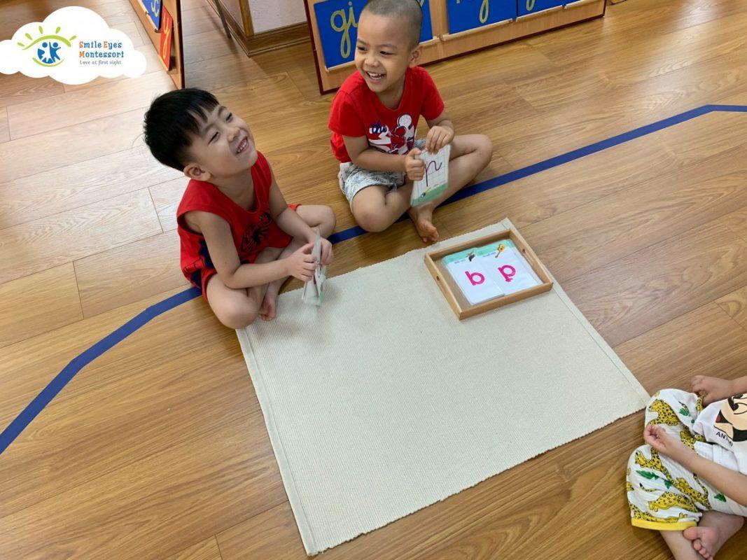 Cách dạy bé học chữ cái tiếng Viết nhớ lâu