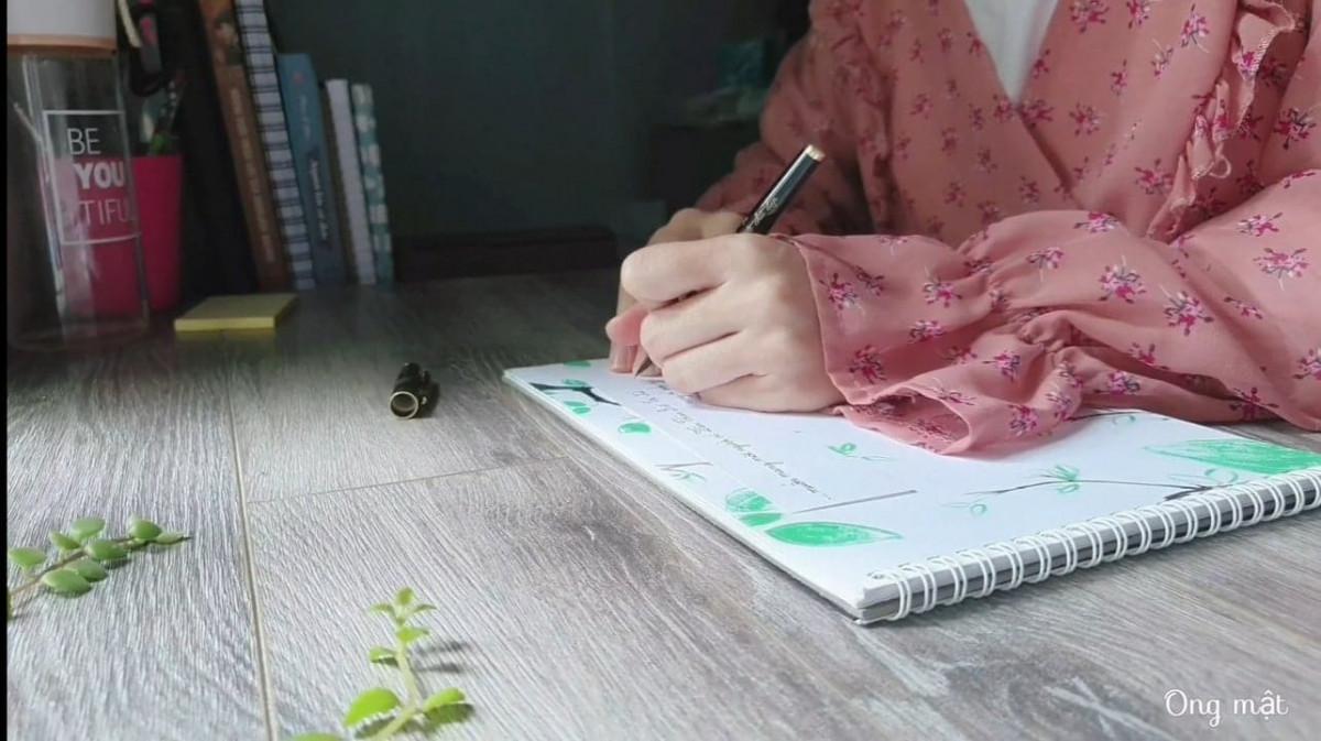 Cách viết thuận tay trái đúng