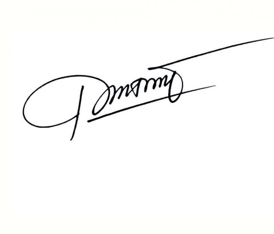 Tạo chữ ký tay đẹp