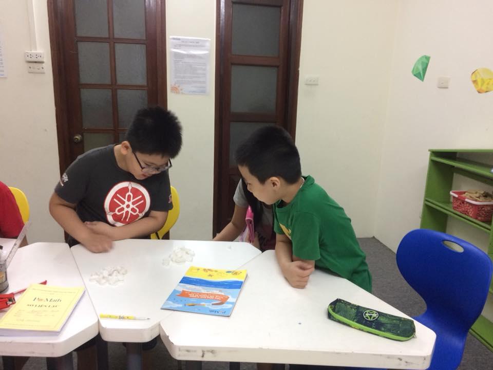 Bí quyết dạy trẻ 4 tuổi học toán