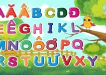 Học chữ cái Tiếng Việt qua bài hát