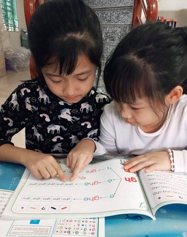 Học chữ cái Tiếng Việt