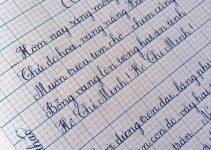 hướng dẫn viết chữ đẹp cho học sinh tiểu học