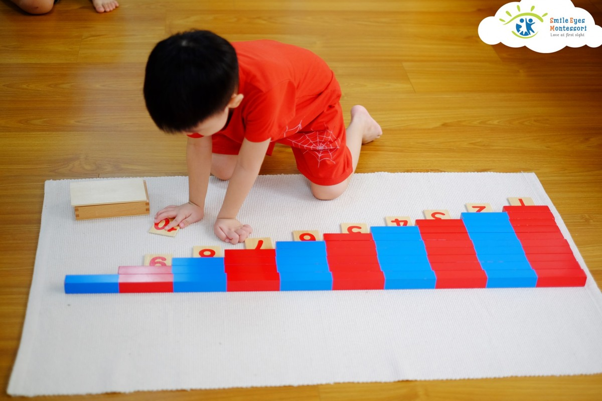 Cách dạy bé học số đơn giản