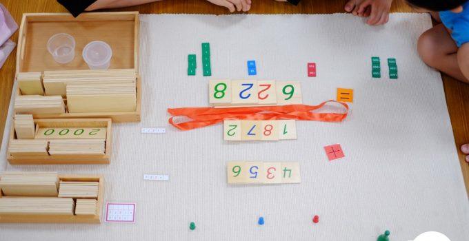 Những mẹo đơn giản để dạy bé học số đạt hiệu quả nhất