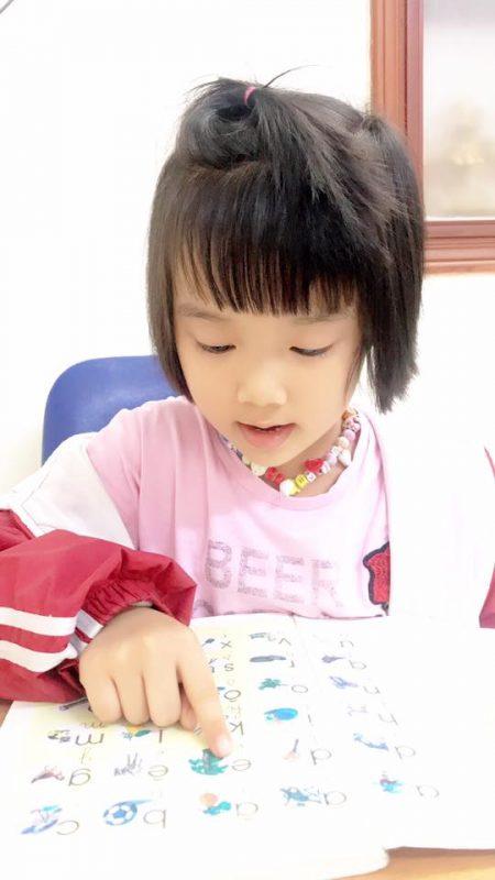Cách dạy bé học chữ cái
