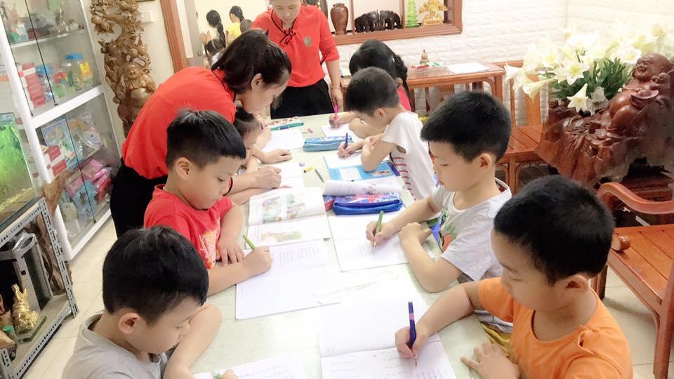 Cách dạy con viết chữ