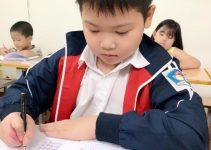 Đề thi viết chữ đẹp cho học sinh