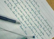 tập viết lớp 1