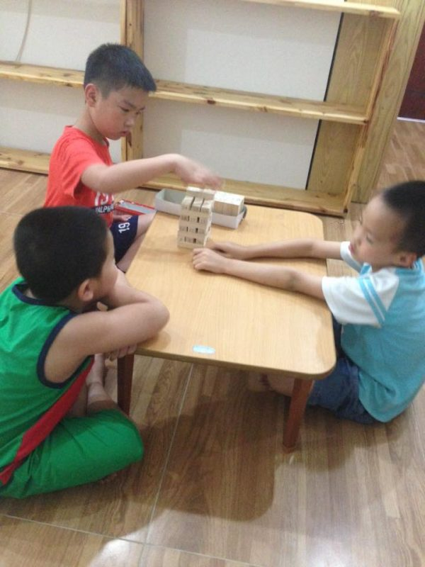 Toán tư duy cho trẻ 5 tuổi