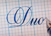 Viết chữ đẹp cho người lớn