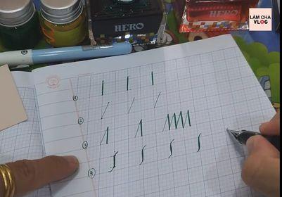 Tự luyện chữ đẹp