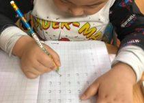 bài tập viết cho bé chuẩn bị vào lớp 1