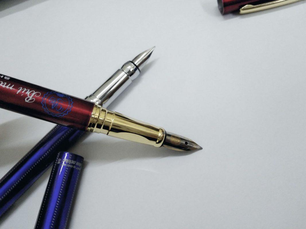 Cấu tạo ngòi bút mài