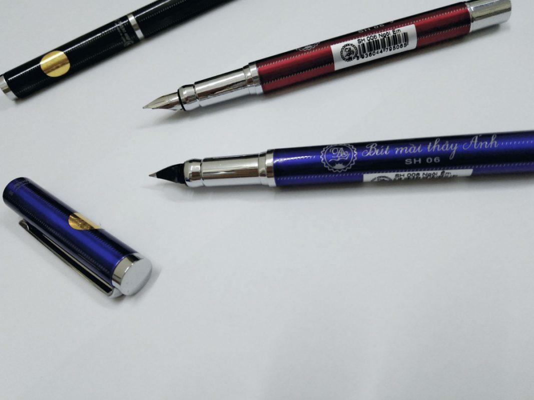 bút mài thầy ánh sh 06