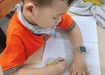 dạy bé đánh vần ghép chữ