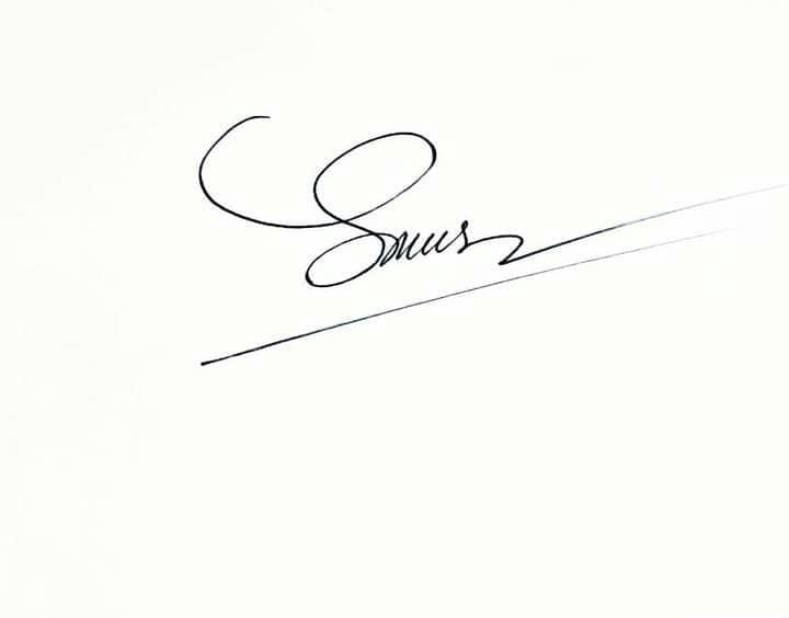 mẫu chữ ký tên
