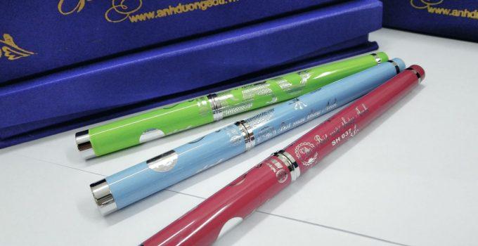 Cách rửa mực bút máy