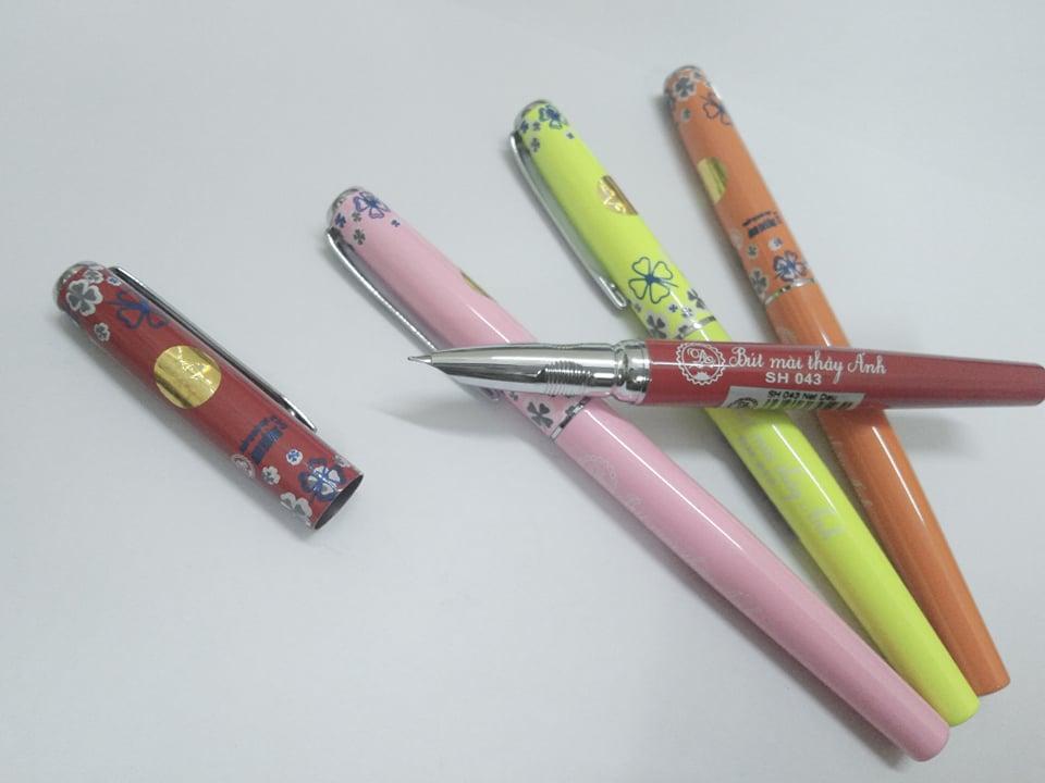 bút mài thầy ánh