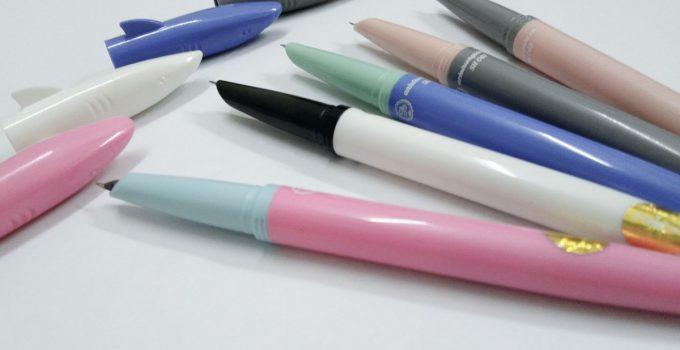 Bút máy thanh đậm