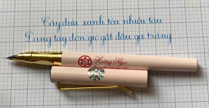Dạy bé tập viết chữ ghép