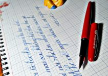Cách viết chữ cách điệu