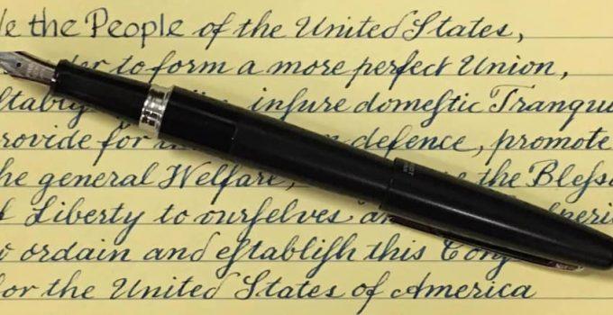 Bút cao cấp khắc tên