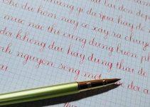 Học phí luyện chữ đẹp