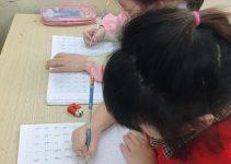Mẫu luyện viết chữ đẹp lớp 3