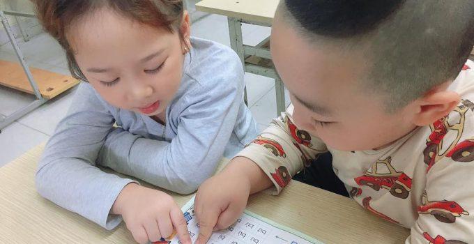 Cách dạy con viết chữ đẹp lớp 1