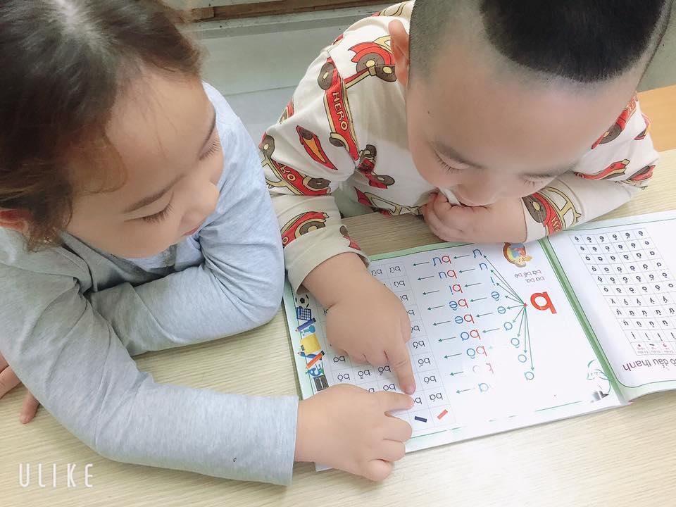 học chữ cái