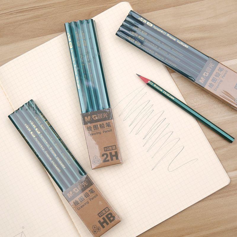 bút chì 2B
